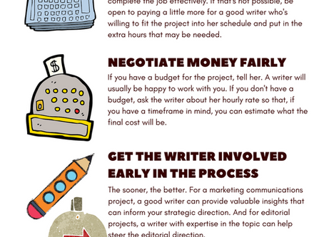 How to Get Max Value from Your Freelance Writer