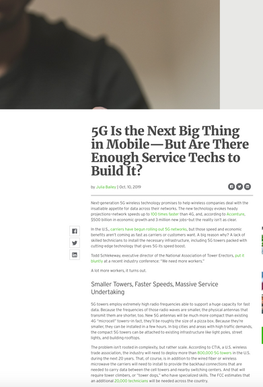 5G article for FSD