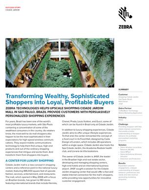 Zebra Technologies Case Study