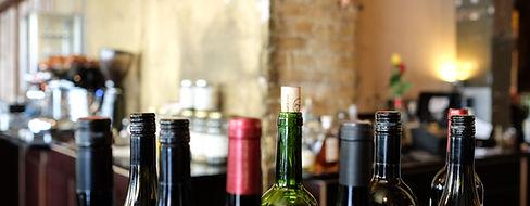 amostragem do vinho
