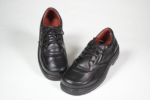 Zapato hombre negro