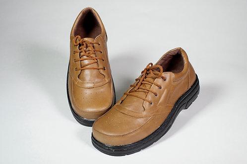 Zapato hombre beige