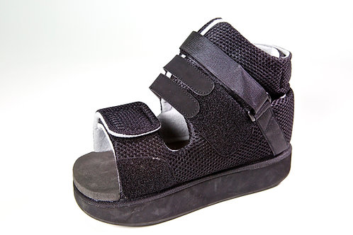 Zapatos Curacion planta completa