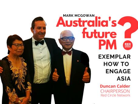 Australia's Future PM?