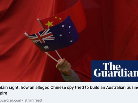 In Plain Sight: Australian media's anti-China bias
