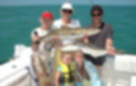 Family-Cobia-Snappers Kids.JPG