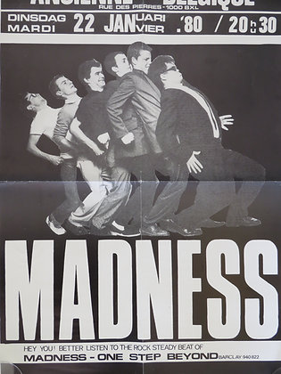 Madness 'Ancienne Brussels'