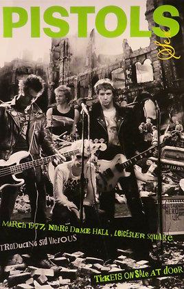 Sex Pistols Notre Dame Hall