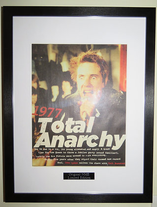 NME 'Total Anarchy'