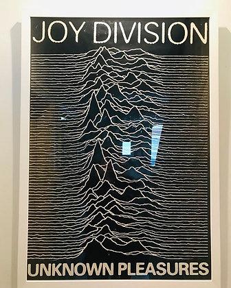 Joy Division..Unknown Pleasures.