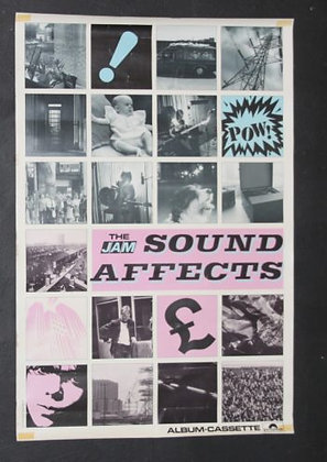 The Jam...Sound Affects.
