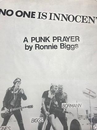 Sex Pistols 'No One Is Innocent'