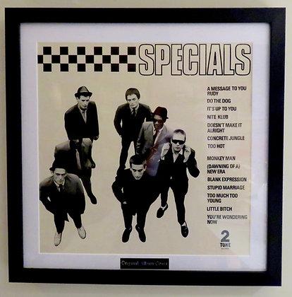 The Specials Original 1979 Album Cover