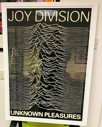 Joy Division ...Unknown Pleasures.