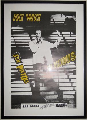 Sid Vicious 'My Way'