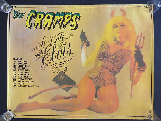 The Cramps 'Date with Elvis'