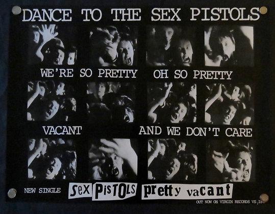 Dance to the Sex Pistols Pretty Vacant