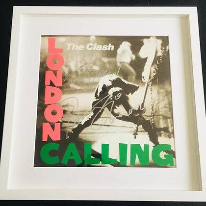 The Clash Original London Calling album
