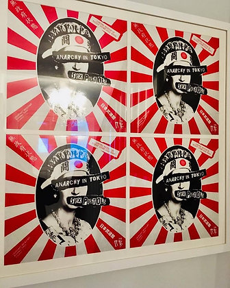 Sex Pistols...Anarchy In Tokyo.