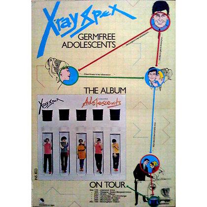 X-Ray Spex ...Germ Free Adolescence