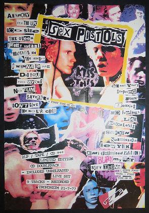 Sex Pistols 'Kiss This'
