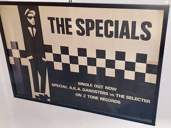 Special A.K.A vs The Selecter... Gangsters
