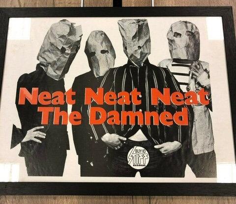The Damned...Neat Neat Neat.