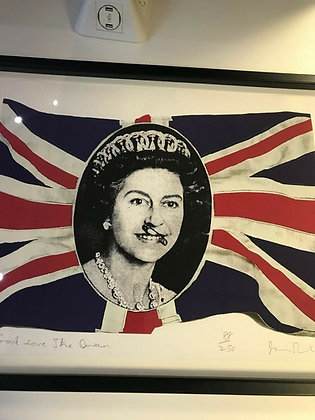 Sex Pistols....God Save The Queen