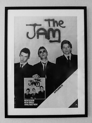 The Jam 'In the City'