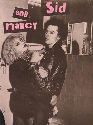 Sid and Nancy misbehaving