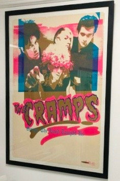The Cramps...Songs The Lord Taught Us.