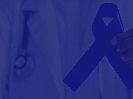 Março Azul Marinho - Consciencialização do Câncer de Colorretal