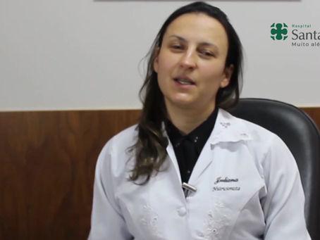 Alimentação dos pacientes no pós-operatório
