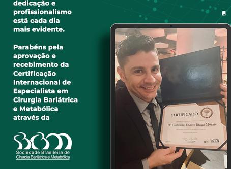 Acreditação Internacional em Cirurgia Bariátrica