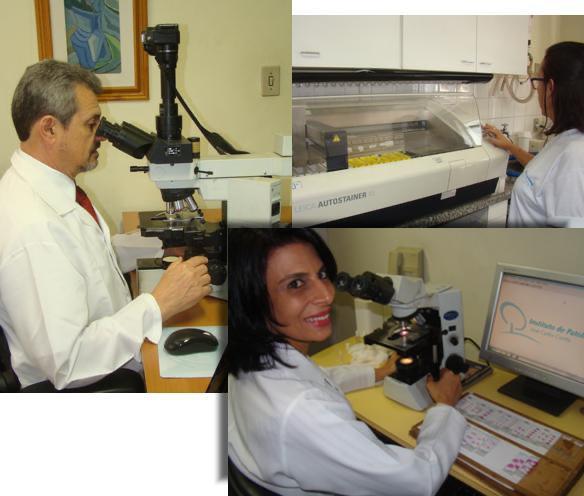Laboratório Patologia