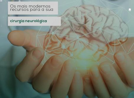 Recursos modernos para a sua cirurgia neurológica