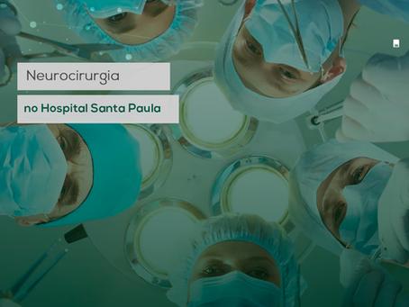 Neurocirurgia no Hospital Santa Paula