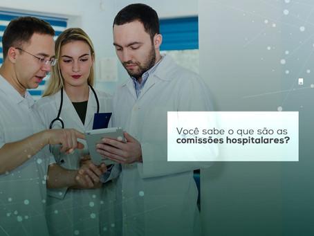 Comissões Hospitalares