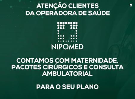 Nova parceria com a Nipomed