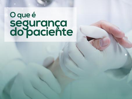 Segurança do Paciente