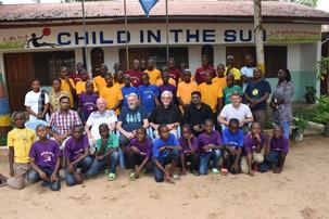 Child in the Sun - är ett gatubarnsprojekt i Dar Es Salaam, Tanzania.