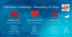 christmas campaign kickoff facebook