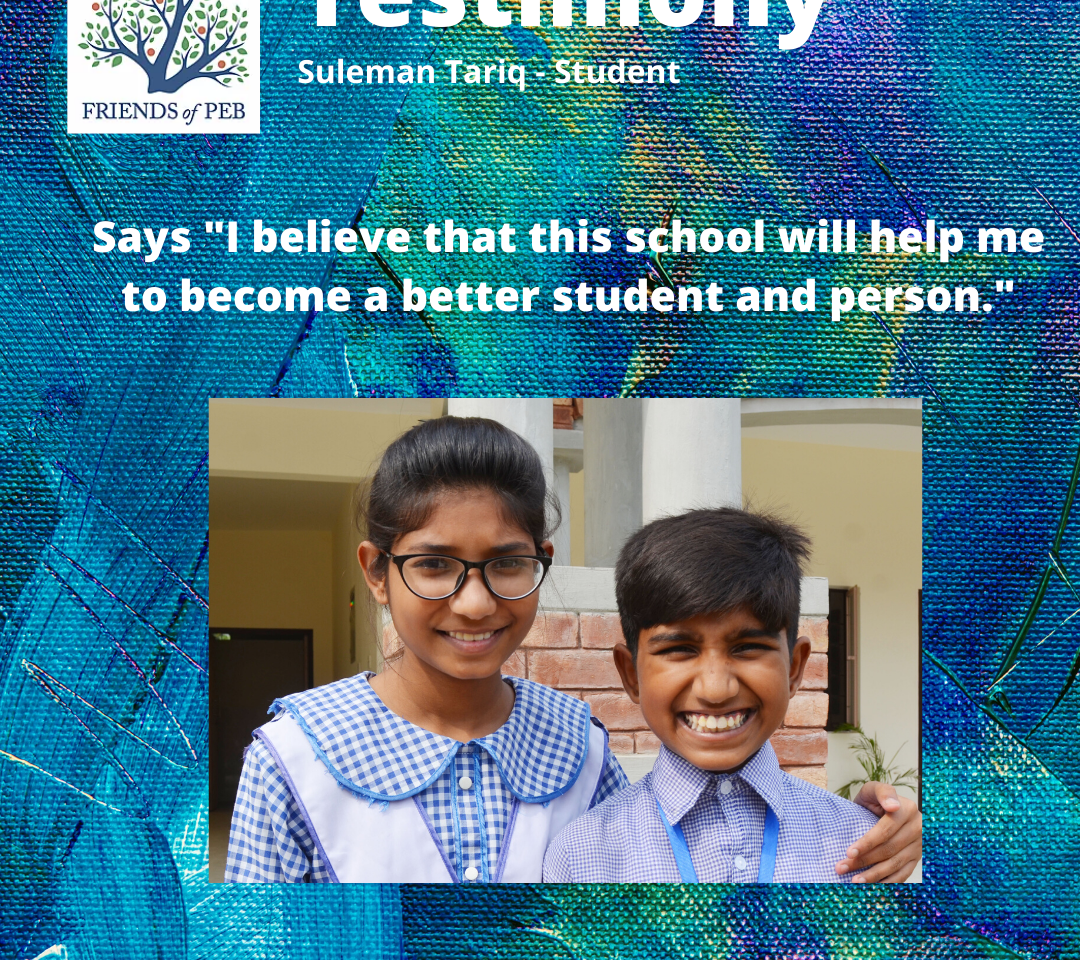 Testimony - Student
