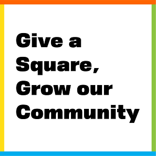 give a square grow a community campaign
