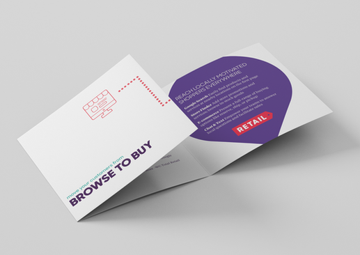 lastmile print collateral front