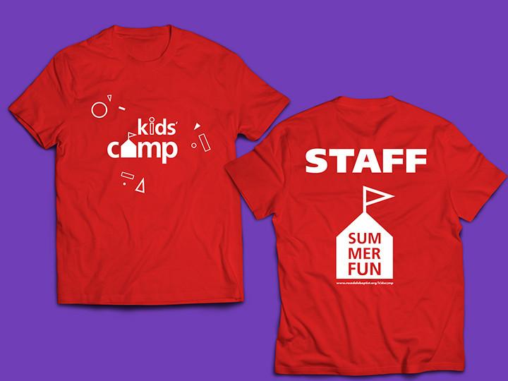 Staff TShirts