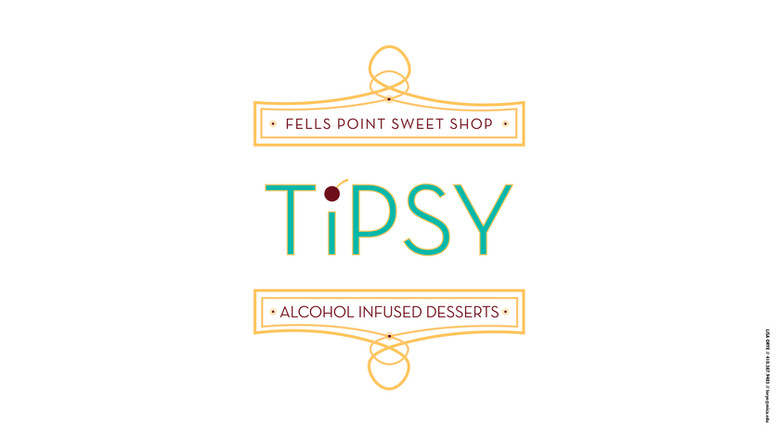 Tipsy Sweets Branding Exploration