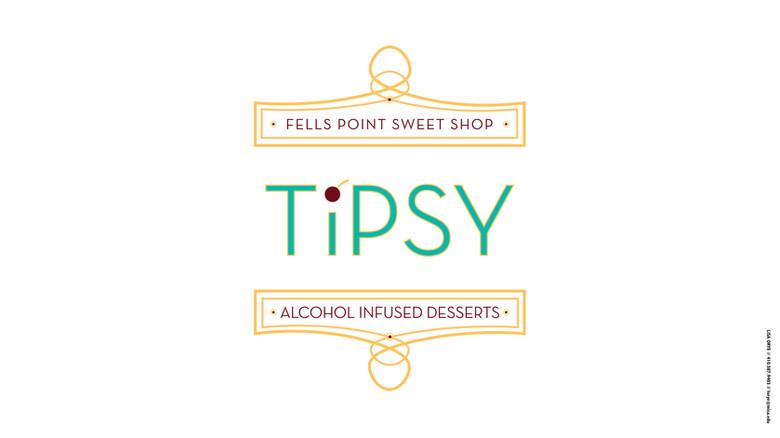 Tipsy Sweets Branding Exploration