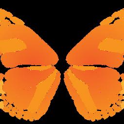 Black Butterfly Event Logomark