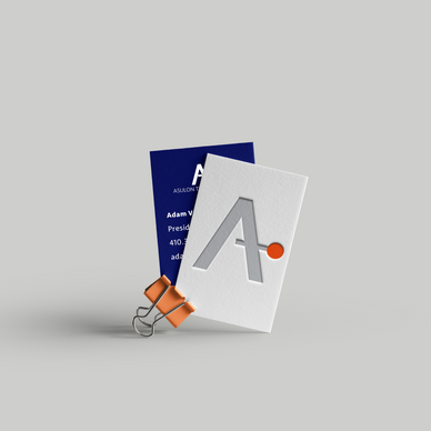 Asulon Business Cards